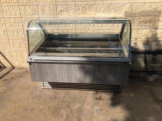Mostrador congelador Helados 16 cubetas