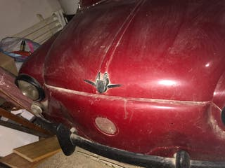 SEAT 600 1987