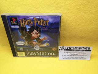 Harry Potter y la piedra filosofal - ps1
