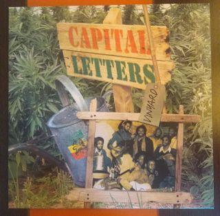 Capital LettersVinyard Vinilo lp reggae