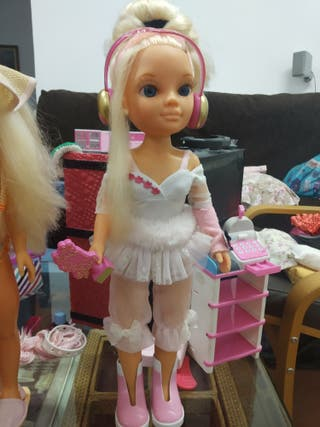 muñecas Nancy y accesorios