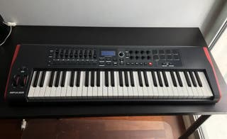 Teclado controlador MIDI / USB Novation IMPULSE 61