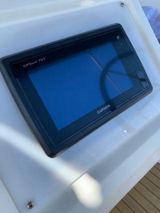 Plotter sonda GPSmap 721 Garmin