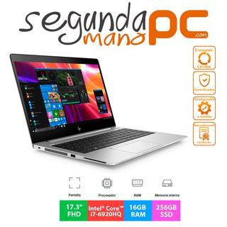 HP EliteBook 840 G5 - i5-8250U - 16GB - 256GB SSD
