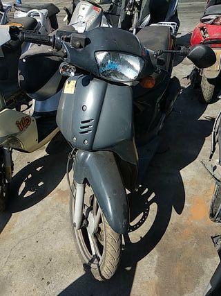 Despiece de Honda Scoopy