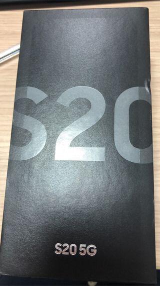Samsung S20 5G (nuevo sin abrir)