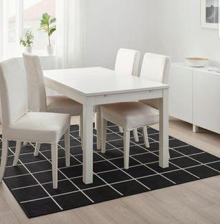 alfombra reversible ikea