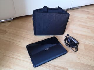 Pc portatil Acer aspire one + funda