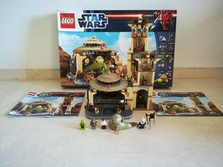 lego palacio de Jabba 9516