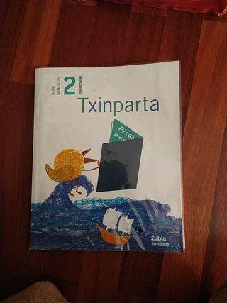 2° primaria.Txinparta.santillana