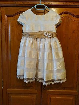 Vestido de ceremonia Miranda Talla 10