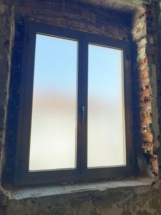 ventana de baño climalit