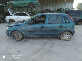 C:1689 Opel Corsa 1.0G 2001