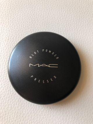 Polvos de Mac.