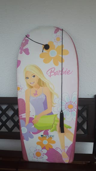 tabla surf Barbie
