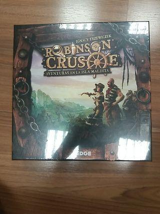 Juego mesa Robinson Crusoe