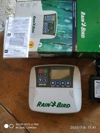 programador eléctrico Riego Rain Bird