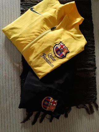 chándal del FC Barcelona