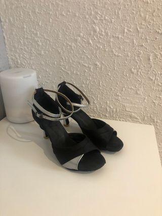 Zapatos salsa/bachata
