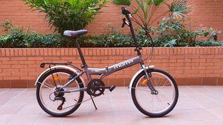 bicicleta plegable moma street a estrenar