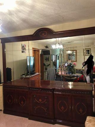 Mueble espejo aparador de salon