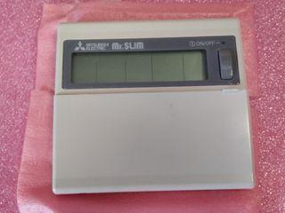 MR SLIM / Termostato Mitsubishi Electric