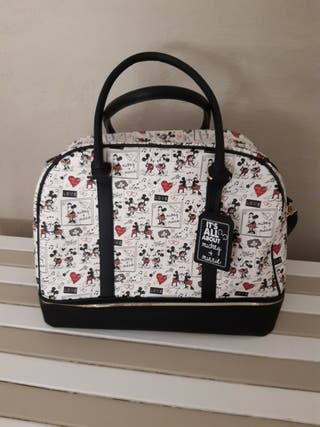 Maleta Mickey & Minnie nueva