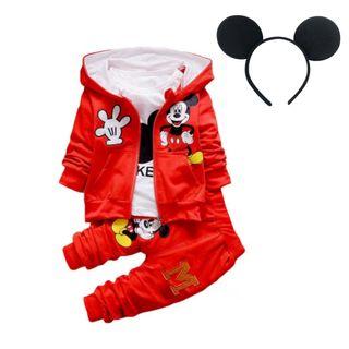 conjunto niño bebé nuevo Mickey