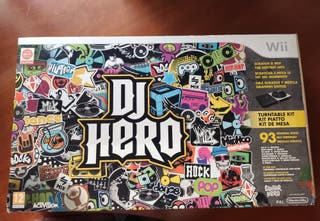 Dj Hero (disco+mesa)