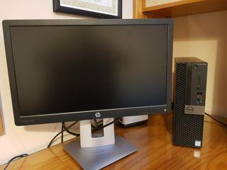 PC / WORKSTATION con Monitor, Teclado y Ratón
