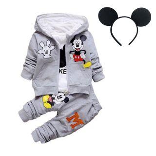 conjunto niño bebé nuevo Mickey 9/12/18 MESES
