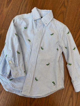 Ralph Lauren camisa niño 2 años