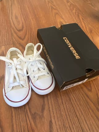 Converse zapatillas talla 25