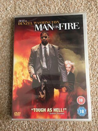 Man on fire film