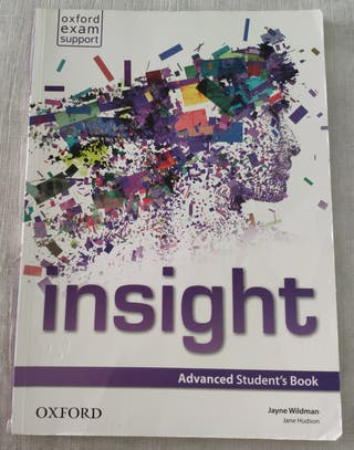 Insight Advanced Student's book y Workbook