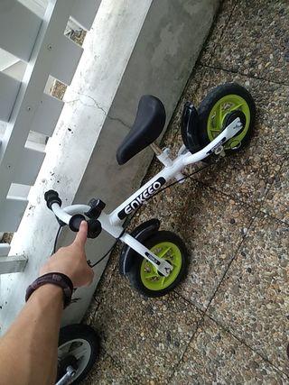 bici niñ@ 2/3 años enkeeo