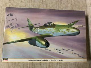 Maqueta Hasegawa. Avión