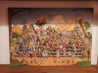puzzle 1000 piezas Asterix y Obleix