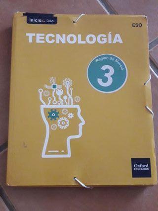 libros tecnologia 3 ESO