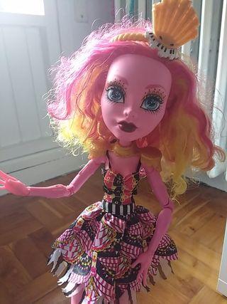 muñeca Monster High grande Gooliope Jellington