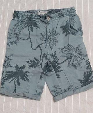 Pantalón corto de Zara