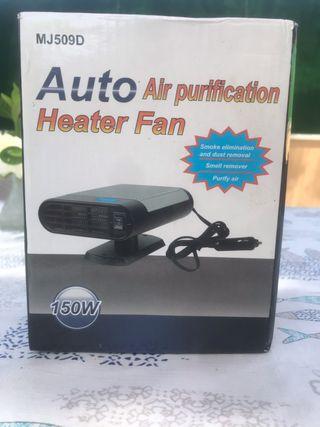 Calentador de coche