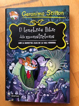 Lote de libros de Geronimo stilton
