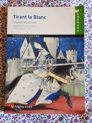 Llibre Tirant Lo Blanc