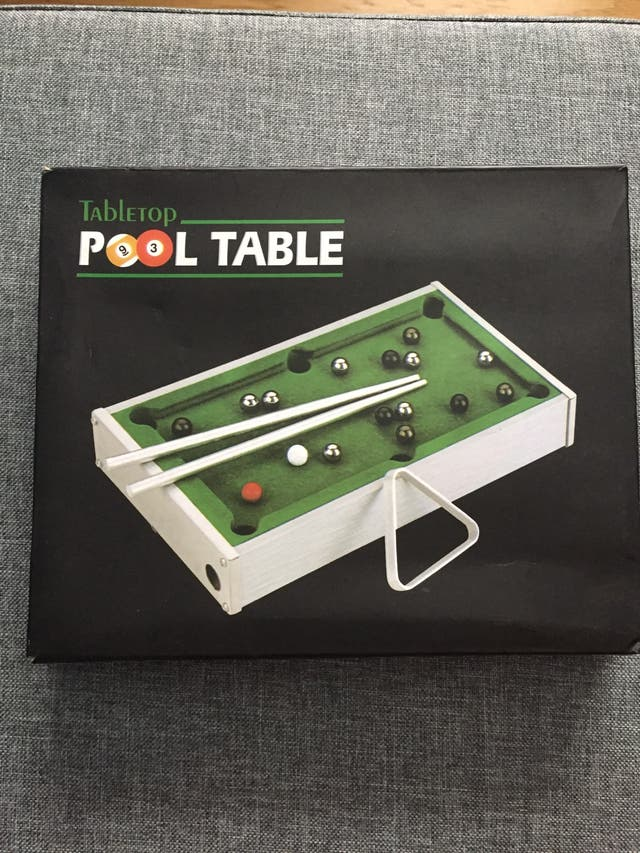 Juego de mesa Pool Table