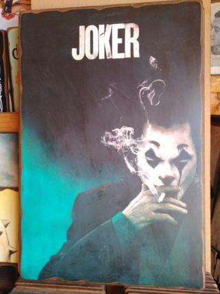 Cuadro película Joker