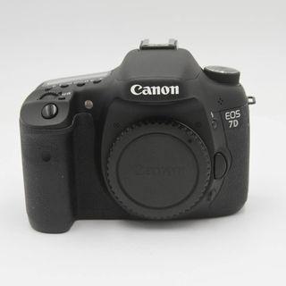 CÁMARA CANON EOS 7D DE SEGUNDA MANO E340083
