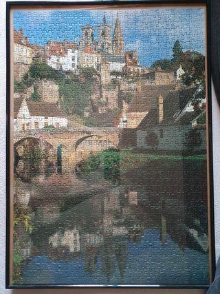 puzzle con marco 52 x 72