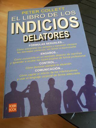 el libro de los indicios delatores