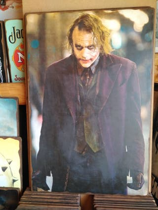 Cuadro del Joker